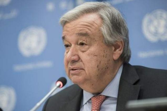 UN hopes for progress in talks with India for humanitarian access to Kashmir