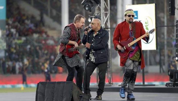 Junoon Set To Rock London - UrduPoint