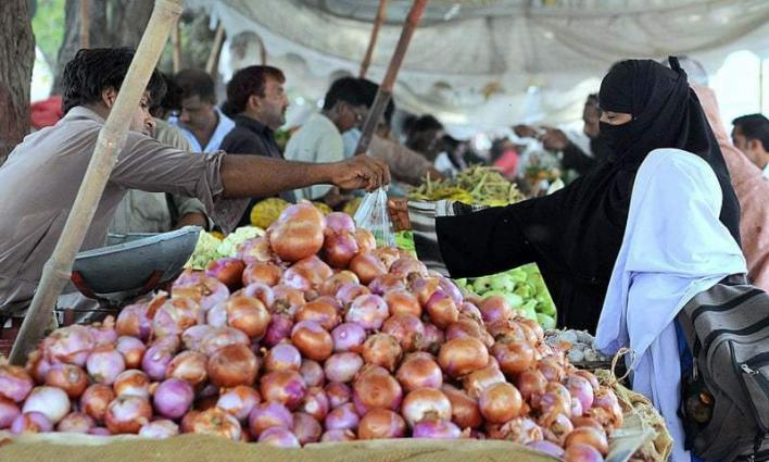 Weekly inflation decreases by 0.08 pc