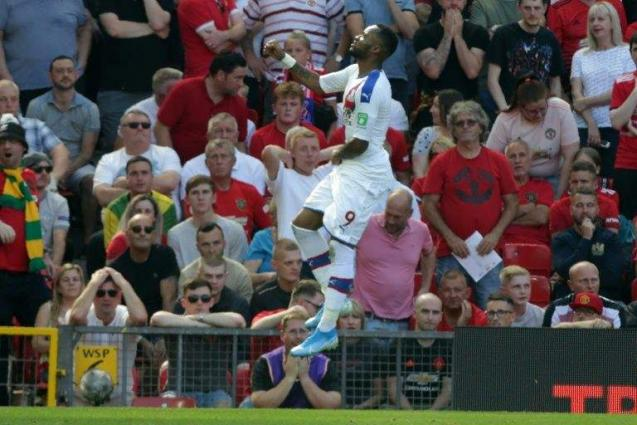 Man Utd pay the penalty in shock defeat by Crystal Palace