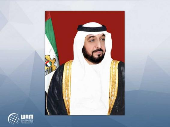 Sheikh Khalifa extends invitation to Kazakh President to visit UAE