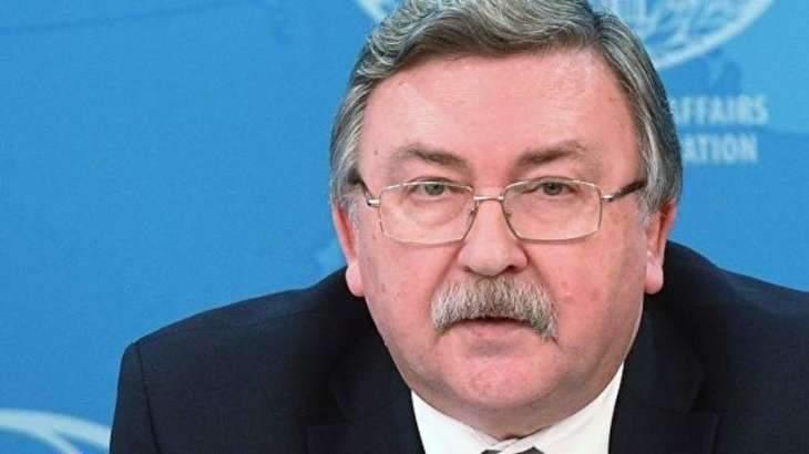 US Statements on Arms Embargo on Iran Reflect Policy to Undermine JCPOA - Russia's Ulyanov