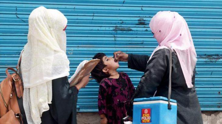 AC kicks off anti-polio drive in Razmak