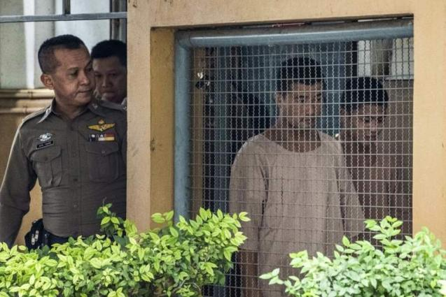 Thai Court Upholds Death Sentence For Myanmar Men Over Brit