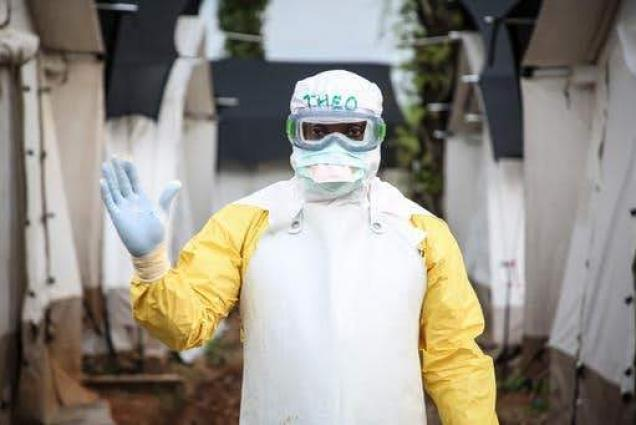 Children on frontline of fight to stop spread of Ebola
