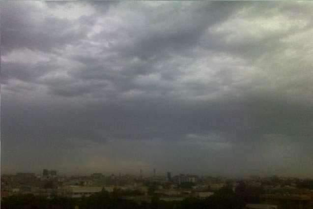 Cloudy Weather With Light Rain Likely In Karachi - UrduPoint