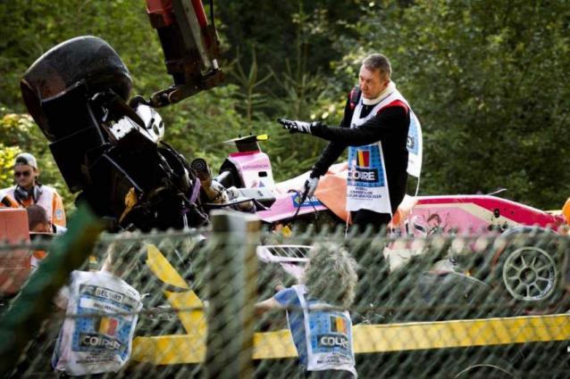 Racing driver Anthoine Hubert dies after Formula Two crash