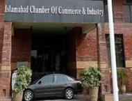 The Islamabad Chamber of Commerce and Industry (ICCI) for reducin ..