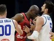 NBA All-Star Jokic shines as Serbia crank up World Cup assault