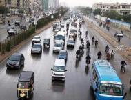 Light rain likely in Karachi