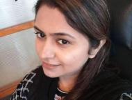 Aisha Abro assumes charge as DC Hyderabad