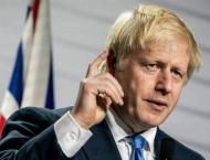 Judge rules Johnson's suspension of UK parliament lawful
