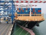 Shipping Activity at Port Qasim 05 September 2019