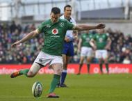 Irish star Sexton returns for final Rugby World Cup warm-up Test