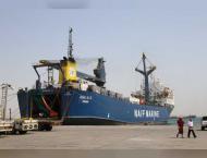 UAE Khalifa Foundation's medicine shipment arrives in Yemen