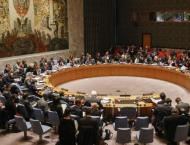 UNSC 'Laughably Absent' From Addressing Violations of Stockholm A ..