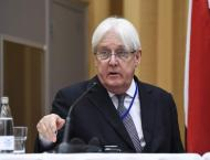 UN Special Envoy Griffiths Supports Talks Between Yemen Gov't., S ..