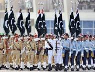 Defence Day begins with special prayers and change of guard cerem ..