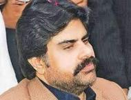 Nasir Hussain Shah condoles demise of Abid Ali