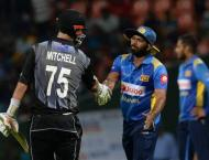 Cricket: Sri Lanka v New Zealand T20 scoreboard