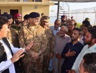 Prime Minister visits LoC; says armed forces fully prepared to th ..