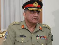 COAS thanks nation for reaching out to families of martyrs