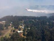 Australia girds for worst as bushfire season comes early