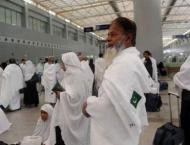 171,000 Pakistani Hujjaj return home