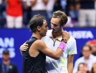 Medvedev debuts in ATP top four after US Open final agony