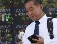 Hong Kong shares end with sharp gains
