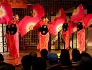 Chinese mid-autumn festival gala performances on Sept 14