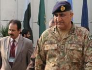 Chief of Army Staff (COAS) General Qamar Javed Bajwa lauds role o ..