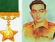 Major Raja Aziz Bhatti  remembered on his 54th martyrdom annivers ..