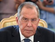 Lavrov Says War in Syria Ended, Points Out Need to Overcome Crisi ..