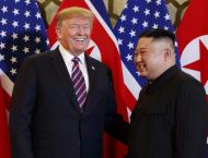 Trump says he expects to meet N.K. leader at some point this year ..