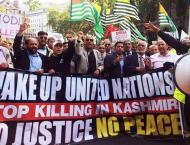 Mirpur echoes with anti-India rallies, processions
