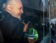 Assange to Stay in Prison Until Extradition Hearing Over 'Abscond ..