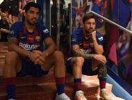 Messi still out but Barcelona could welcome back Suarez