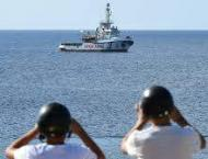 Italy allows rescue ship to disembark migrants in Lampedusa: char ..