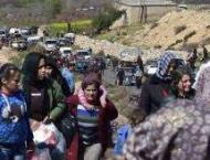 Over 1,300 Syrians Return Home From Jordan, Lebanon Over Past 24  ..