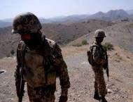 4 soldiers martyred in firing from across Pak-Afghan border