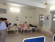 Commissioner Sukkur for provision of health services