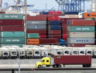 U.S. goods exports to China fell 7 pct last year