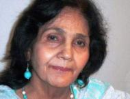 Firdous grieved over demise of renowned broadcaster Suraiya Shaha ..