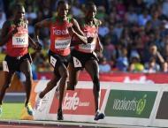 Injured Elijah Manangoi pulls out of Doha Worlds