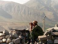 Kyrgyzstan says officer killed in Tajik border shootout