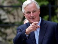 Barnier warns EU will not 'pretend to negotiate' on Brexit