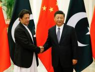Pakistan-China work together for regional peace, stability: Chine ..