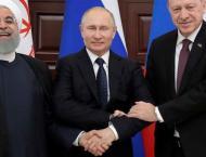 Kurdish Politician Says Russia, Iran, Turkey Still Disagree on Fa ..