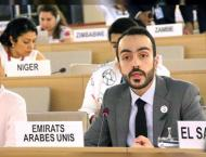 UAE re-affirms call for political solution in Syria